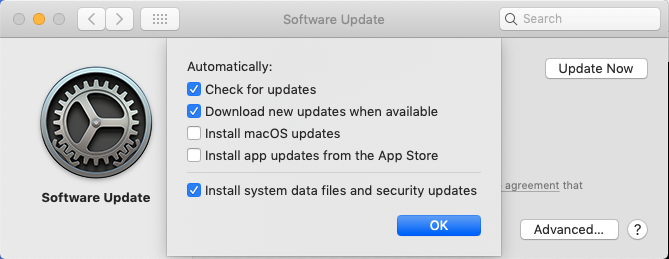 Mac Updates Download